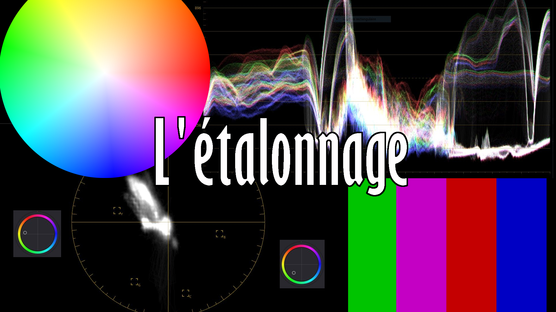 initiation à l'étalonnage