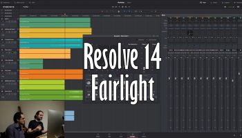resolve fairlight